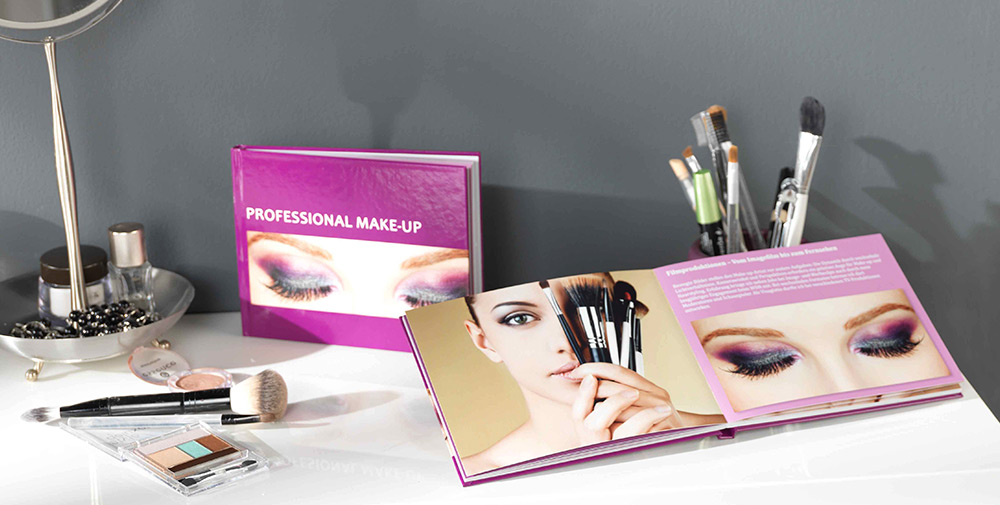 Pixum Pixum Book for makeup artists
