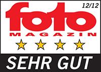 Logo Test Fotolibro fotoMAGAZIN