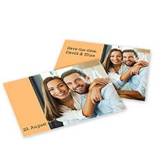 Cartes photo M - Lot de 10 cartes (Impression recto-verso sur papier carte mat)