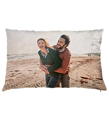 Premium Photo Cushion - 50×30 cm