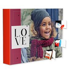 Design Sweet Treat Advent Calendar with kinder® chocolates