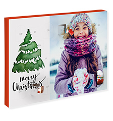 Design Sweet Treat Advent Calendar with kinder® surprise