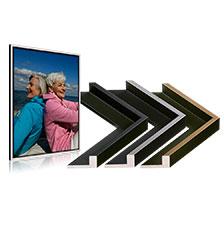Foto su tela 60×60 cm (cornice Art)