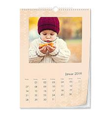 Design Wall Calendar Classic A3 (portrait, premium paper extra matt)