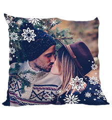 Premium Design Photo Cushion (80×80 cm)