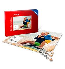 Ravensburger Design-Fotopuzzle XL (1000 Teile)