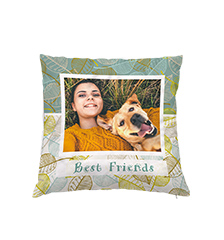 Premium Design Photo Cushion - 30×30 cm