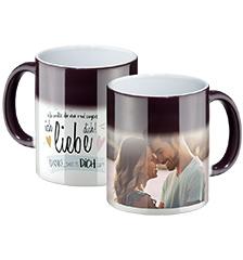 Panoramic Magic Mug with design