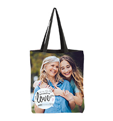 Personalised Shopping Bag with Design