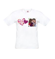 T-shirt met design (maat S)