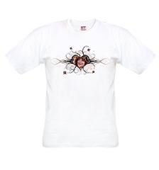 Photo design t-shirt (size XXL)