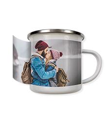 Enamel Mug (panoramic print)