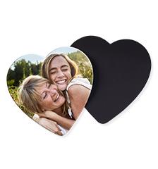 Photo Magnets (10 pcs, hearts)