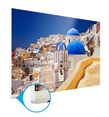 Tableau photo Forex 35×150 cm (imprimé)