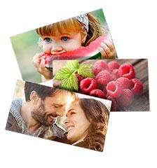 Foto-Etiketten (3 Stück)