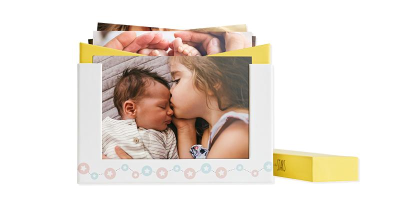 Pixum Fotobox inkl. 30 Fotos