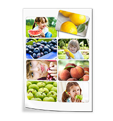 Photo magnets (pack of 8)