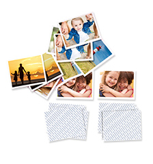 Photo memory game (25 pairs)