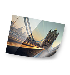 Photo poster - 75x50 cm (glossy)