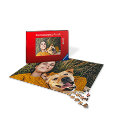 Photo Puzzle from Ravensburger® (500 pieces)