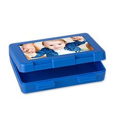 Photo lunchbox (blue)