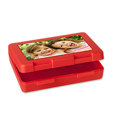 Photo lunchbox (red)