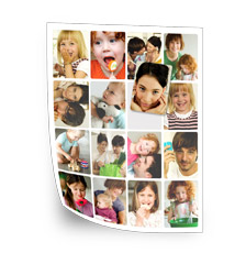 Photo Stickers (sheet of 16)