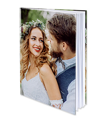 Photo Notebook A4 (blank)