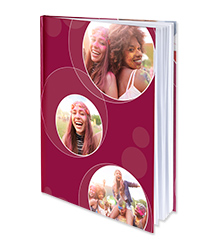 Photo Notebook A4 (blank paper)