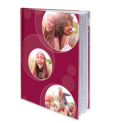 Photo Notebook A4 (lined paper)