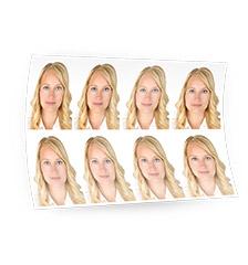 Pasfoto-format