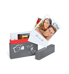 Retro Prints with gift box - set of 16 (card paper matt)