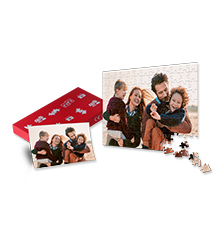 Photo jigsaw small (112 pieces)