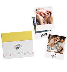 Retro-Prints mit Box - 16 Stück (Kartenpapier matt)