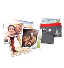 Square-Prints incl. gift box - set of 24 (card paper matt)