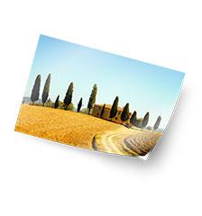 Foto op plakfolie 30×45 cm (zijdeglans)