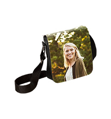Photo shoulder bag, small