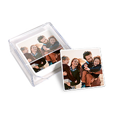 Photo coasters (set of 10)
