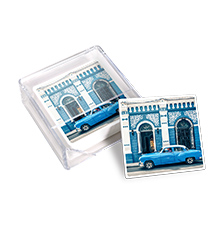 Photo coasters (set of 6)