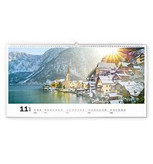 Calendario clásico (panorámico XXL)