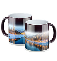 Magic photo mug (panoramic)